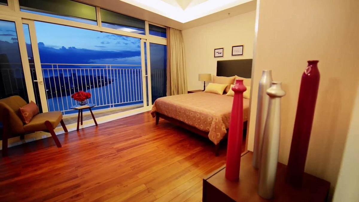Azura - Đà Nẵng_view from bedroom night